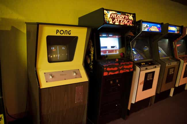 Manufacturers Want You T... is listed (or ranked) 2 on the list The Hidden Truth Behind Arcade Games The Industry Doesn't Want You To Know
