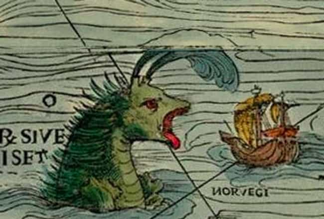 14 strange sea monsters renaissance people really believed in