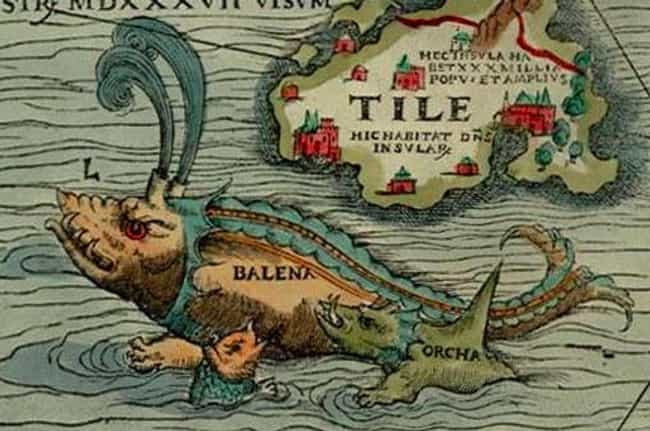 Sea Monster Feuds: Whale... is listed (or ranked) 2 on the list During the Renaissance Era, Sailors Thought Monsters Stalked the Seas