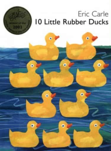 The Ducks Inspired Multiple Children's Books