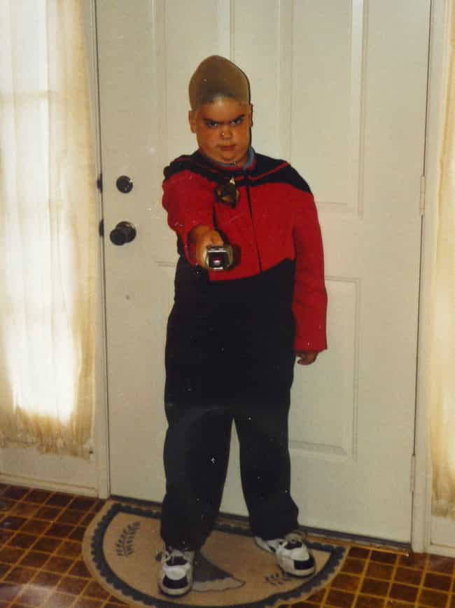 Oh Captain, My Captain, ... is listed (or ranked) 3 on the list Halloween Costume Blunders Guaranteed To Make You Scream (With Laughter)