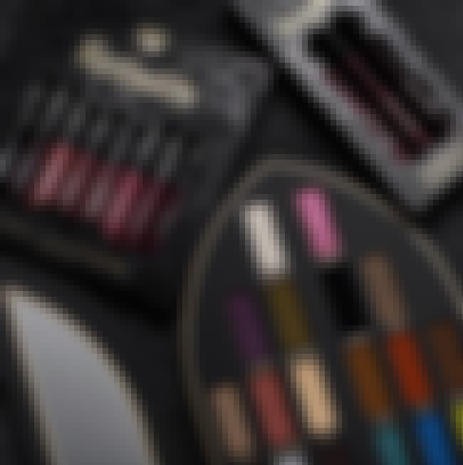 Gothic 2017 Holiday Collection... is listed (or ranked) 3 on the list Every Holiday Makeup Product You Should Be Stoked About This Year