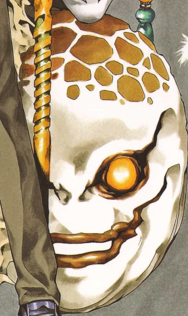 Midora is listed (or ranked) 4 on the list 15 Lesser Known Shinigami From The Death Note Universe