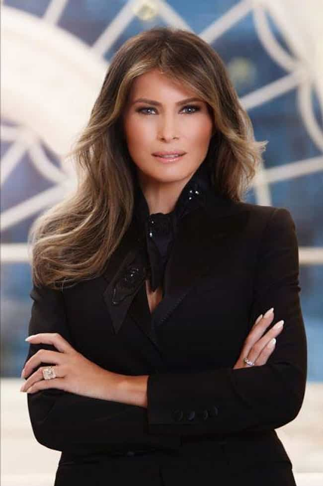 Melania and Donald's Lon... is listed (or ranked) 4 on the list The Secret Service Is Running Out Of Money To Protect Trump, And He's Actually Profiting Off It