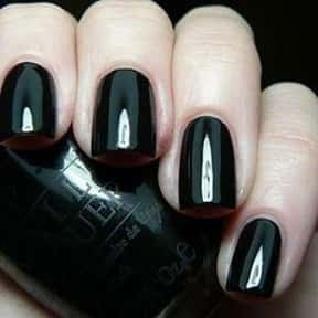 Nail Polish Had To Be Black -  is listed (or ranked) 2 on the list Things Only People Who Went Through An Emo Phase Will Understand