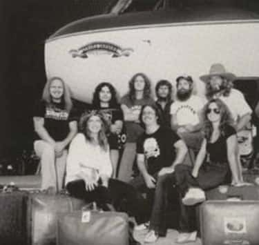 In 1977, Lynyrd Skynyrd Was On Tour For Their Fifth Album And It Was Their Biggest To Date