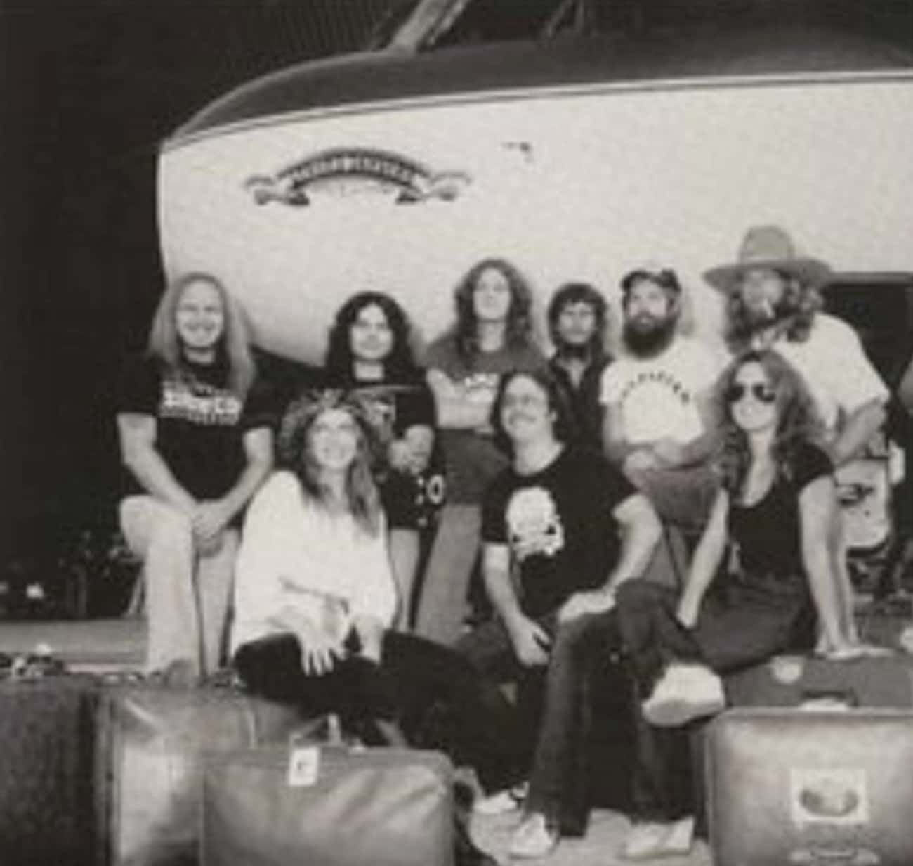 In 1977, Lynyrd Skynyrd Was On is listed (or ranked) 2 on the list Falling Free Bird: The Truth About The Infamous Lynyrd Skynyrd Plane Crash Is Stranger Than Fiction
