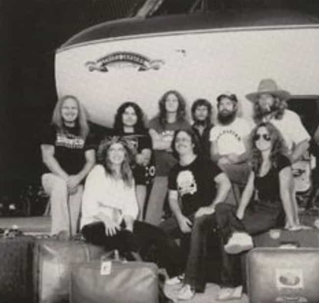 In 1977, Lynyrd Skynyrd Was On... is listed (or ranked) 2 on the list Falling Free Bird: The Truth About The Infamous Lynyrd Skynyrd Plane Crash Is Stranger Than Fiction
