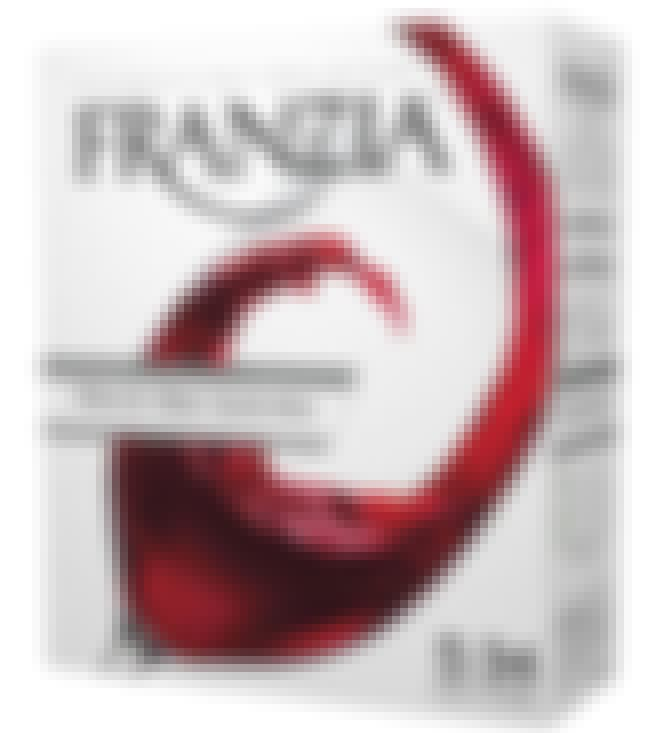 Franzia Fruity Red Sangria is listed (or ranked) 4 on the list The Very Best Flavors of Franzia Boxed Wine