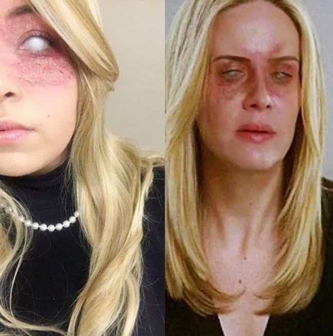 Cordelia Foxx From 'Cove... is listed (or ranked) 1 on the list Halloween Costumes For The Most Hardcore Of 'American Horror Story' Fans