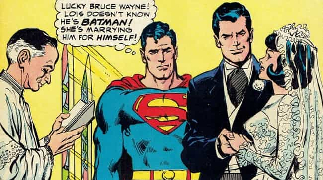 Both Have Been Involved ... is listed (or ranked) 4 on the list Inside The Psychosexual Relationship Between Superman And Batman