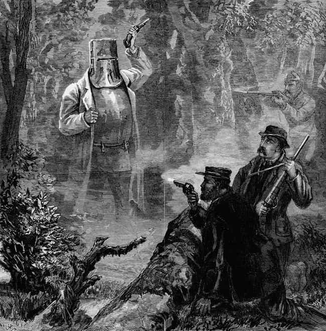 Ned Kelly Was Basically ... is listed (or ranked) 1 on the list The Australian Robin Hood Survived A Shoot-Out With The Law In The Most Badass Way Imaginable