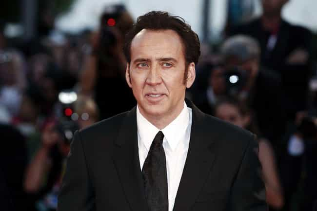 He Sold His Comic Book Collect... is listed (or ranked) 2 on the list Nicolas Cage Is Exactly Who You Would Be If You Were Super-Rich