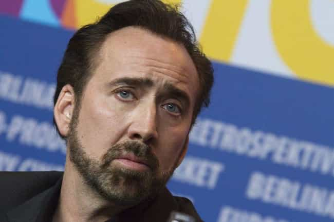 He's A Model Train Enthusi... is listed (or ranked) 4 on the list Nicolas Cage Is Exactly Who You Would Be If You Were Super-Rich