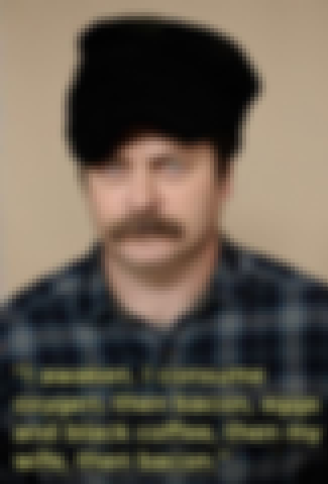 He Has His Priorities Straight is listed (or ranked) 3 on the list Hilarious Nick Offerman Quotes That Prove He's Basically Ron Swanson