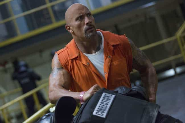 Dwayne Johnson Called His Male... is listed (or ranked) 2 on the list The Hilariously Petty History Of 'Fast And The Furious' Behind-The-Scenes Drama