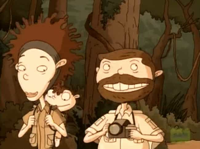 The Villagers In Borneo ... is listed (or ranked) 2 on the list Remember Donnie From 'The Wild Thornberrys'? His Backstory Is SUPER Messed Up