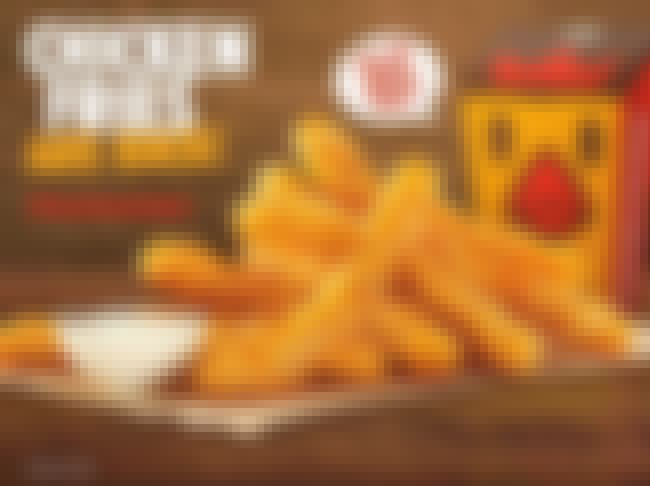 BK Chicken Fries is listed (or ranked) 4 on the list Discontinued Foods Brought Back By Popular Demand