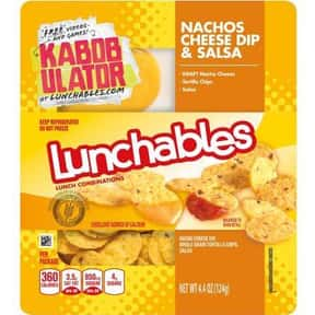 Lunchables is listed (or ranked) 6 on the list '90s Snacks From Your Childhood You Had No Idea You Can Still Buy