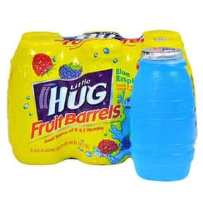 Little Hugs is listed (or ranked) 14 on the list '90s Snacks From Your Childhood You Had No Idea You Can Still Buy
