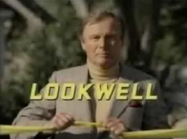 'Lookwell' (1991) is listed (or ranked) 4 on the list These Failed TV Pilots Are Bizarrely Fascinating And You Can Watch Them Online