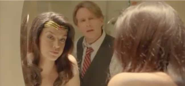 'Wonder Woman' (2011) is listed (or ranked) 2 on the list These Failed TV Pilots Are Bizarrely Fascinating And You Can Watch Them Online