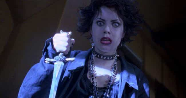 "The Craft Became A Cult Film is listed (or ranked) 1 on the list So, What Exactly Has Fairuza Balk Been Up To In The 20 Years Since ""The Craft""?"