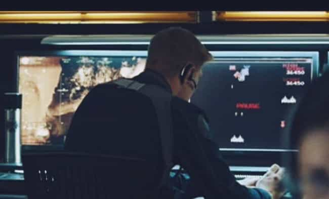 The Avengers - Galaga is listed (or ranked) 4 on the list 10 Seemingly Random Scenes That Prove Exactly Why Marvel Movies Are So Much Better Than DC