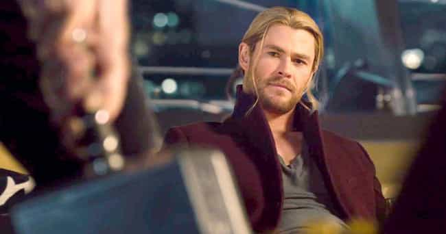 Avengers: Age of Ultron - The ... is listed (or ranked) 1 on the list 10 Seemingly Random Scenes That Prove Exactly Why Marvel Movies Are So Much Better Than DC