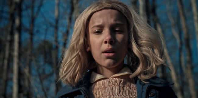 Eleven's Wig On Stranger... is listed (or ranked) 3 on the list Wigs Worn By Actors In TV And Movies That Were Practically Their Own Character