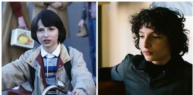 Mike Wheeler, Played By Finn W... is listed (or ranked) 3 on the list What The Stranger Things Kids Look Like One Year After The First Season Premiered