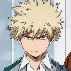 Katsuki Bakugou is listed (or ranked) 16 on the list The Best Anime Characters With Blond Hair