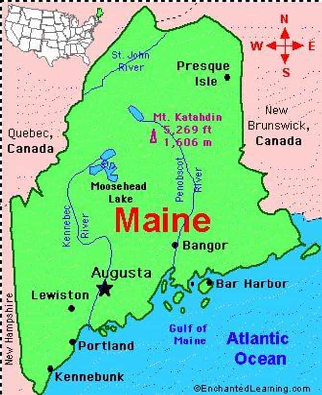 Stephen King Map Of Maine.Stephen King Universe Fan Theories That Make A Surprising Amount Of