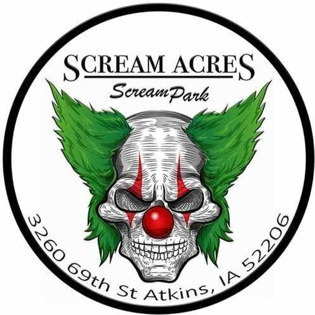 Iowa: Scream Acres is listed (or ranked) 5 on the list This Is The Best Haunted House To Visit In Your State