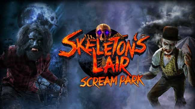 Kentucky: Skeleton's Lair is listed (or ranked) 9 on the list This Is The Best Haunted House To Visit In Your State
