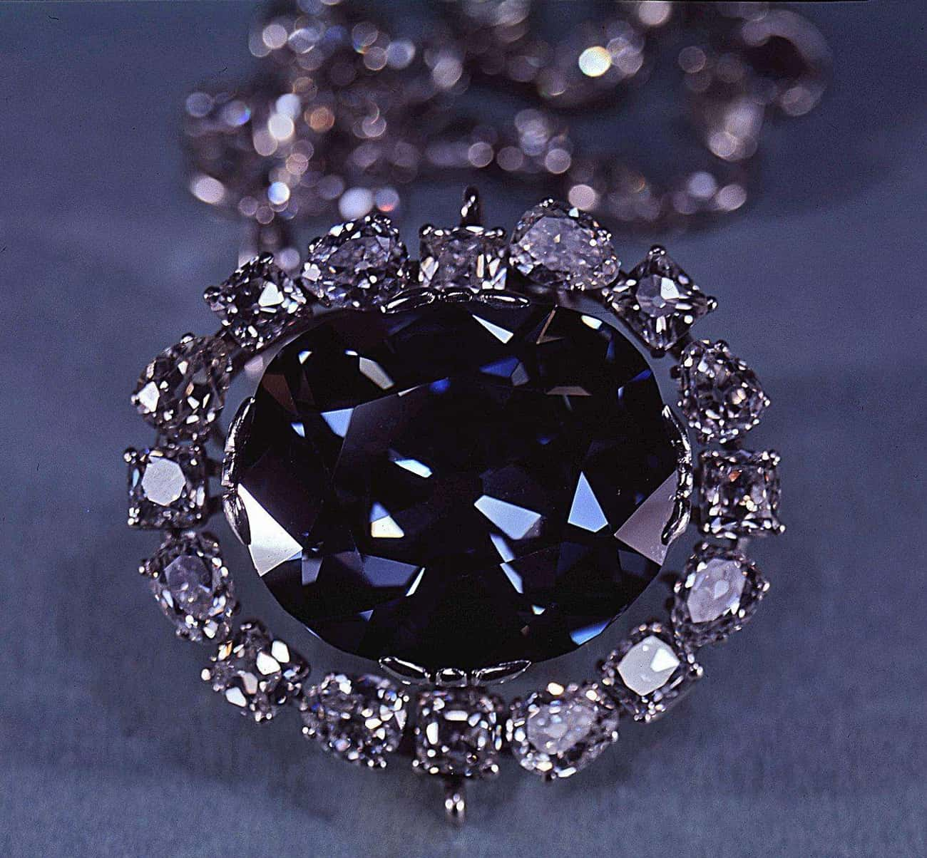 The Diamond Was Stolen In Indi is listed (or ranked) 1 on the list The Cursed Quarter-Billion Dollar Diamond That Brings Death Wherever It Goes