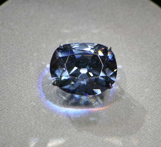 georgian french gems hope the diamond blue later connection hoped regent index