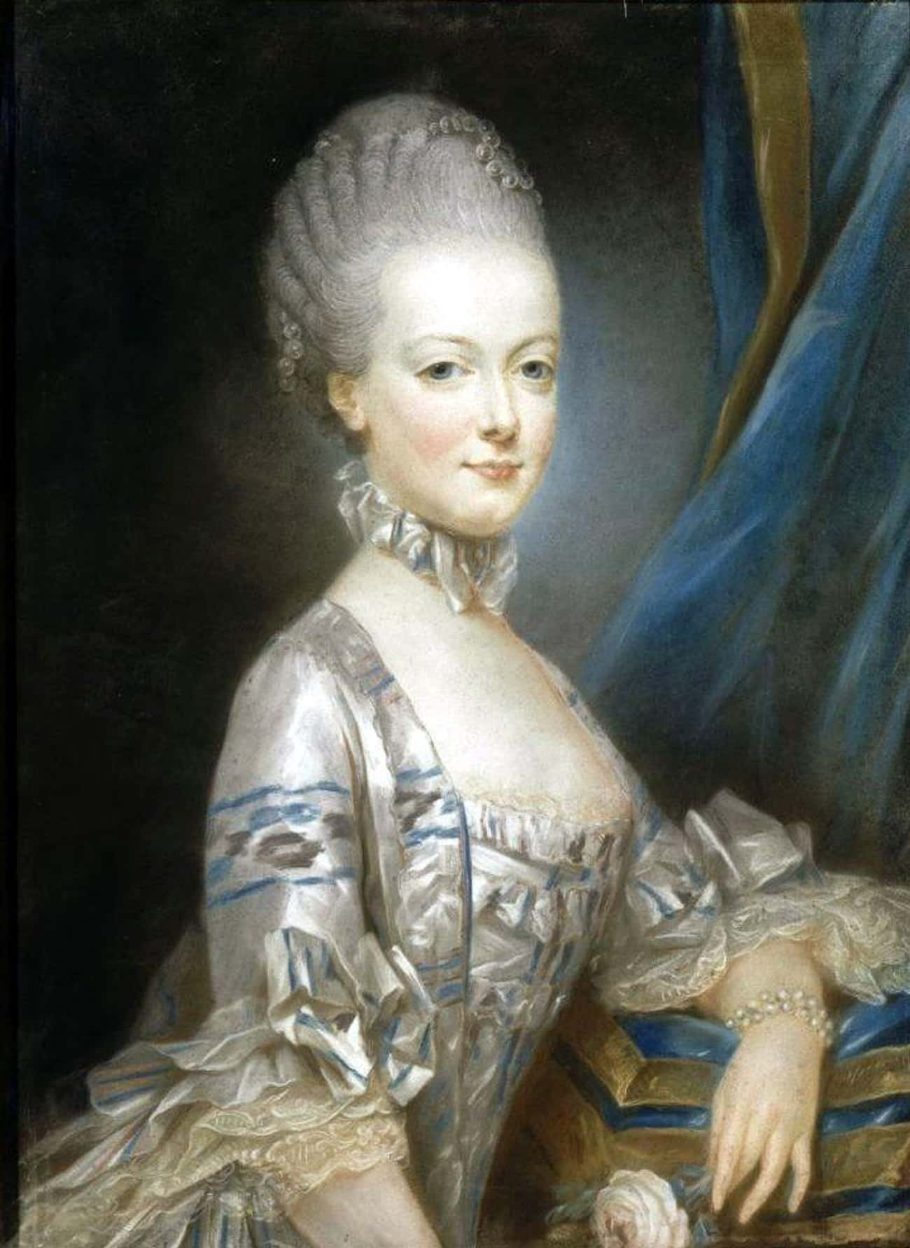 Marie Antoinette Was The Diamo is listed (or ranked) 4 on the list The Cursed Quarter-Billion Dollar Diamond That Brings Death Wherever It Goes