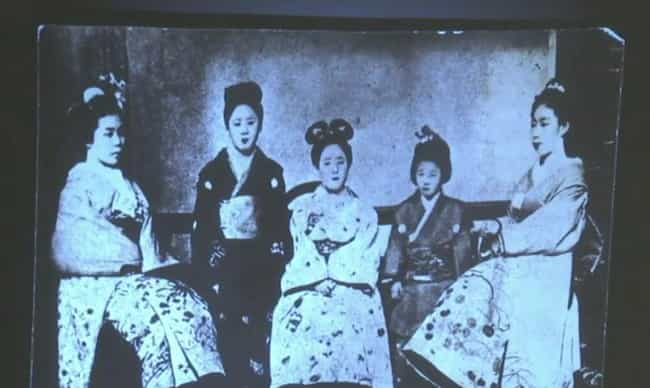 The Girls Were Chosen At Rando... is listed (or ranked) 1 on the list When Imperial Japan Let 5 Women Leave The Country For The First Time, The World Was Never The Same