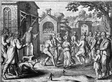 As Summer Stretched On, Four H is listed (or ranked) 2 on the list The Lesser-Known Medieval Plague That Literally Caused People To Dance Themselves To Death