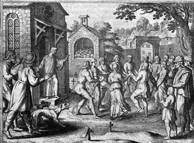 As Summer Stretched On, Four H... is listed (or ranked) 2 on the list The Lesser-Known Medieval Plague That Literally Caused People To Dance Themselves To Death