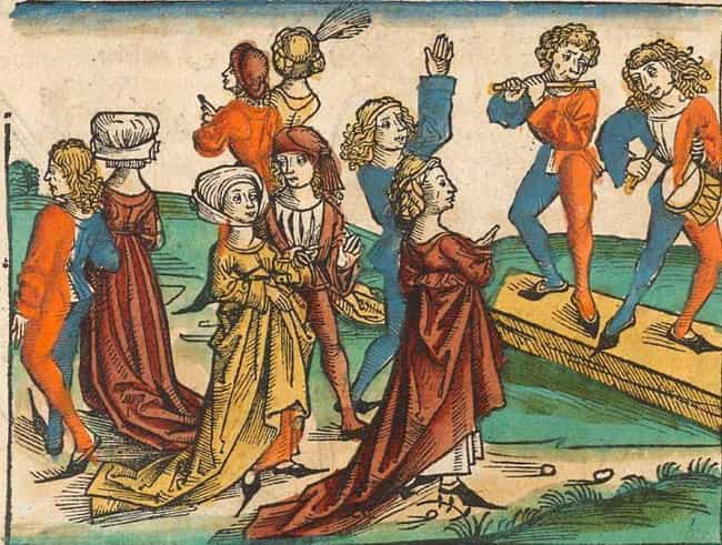Physicians Diagnosed The Dance... is listed (or ranked) 3 on the list The Lesser-Known Medieval Plague That Literally Caused People To Dance Themselves To Death