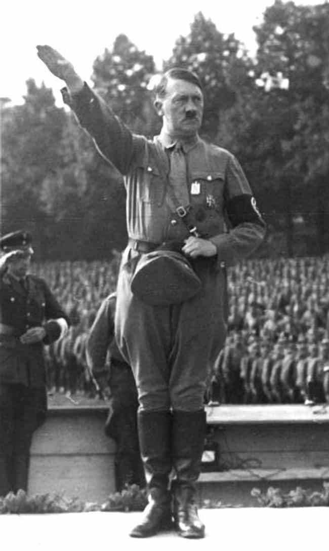 The Election Speech Atte... is listed (or ranked) 4 on the list The Complete List Of Everyone Who Tried (And Failed) To Assassinate Hitler