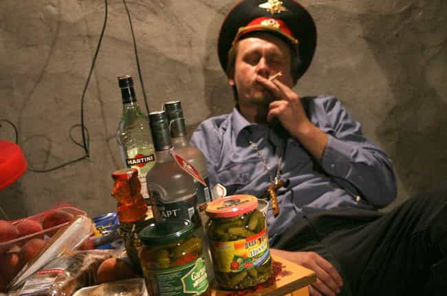Russians Are Great Drinkers, G... is listed (or ranked) 3 on the list There's A Fascinating Genetic Reason Why You Love Certain Foods (And Can't Tolerate Others)