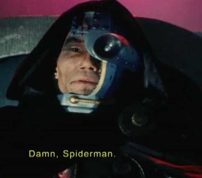 Forget The Green Goblin - Meet... is listed (or ranked) 4 on the list The Strange Story Of How Japanese Spider-Man Inspired The Power Rangers