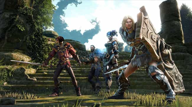 Fable Legends is listed (or ranked) 4 on the list Hotly Anticipated Video Games That Mysteriously Disappeared