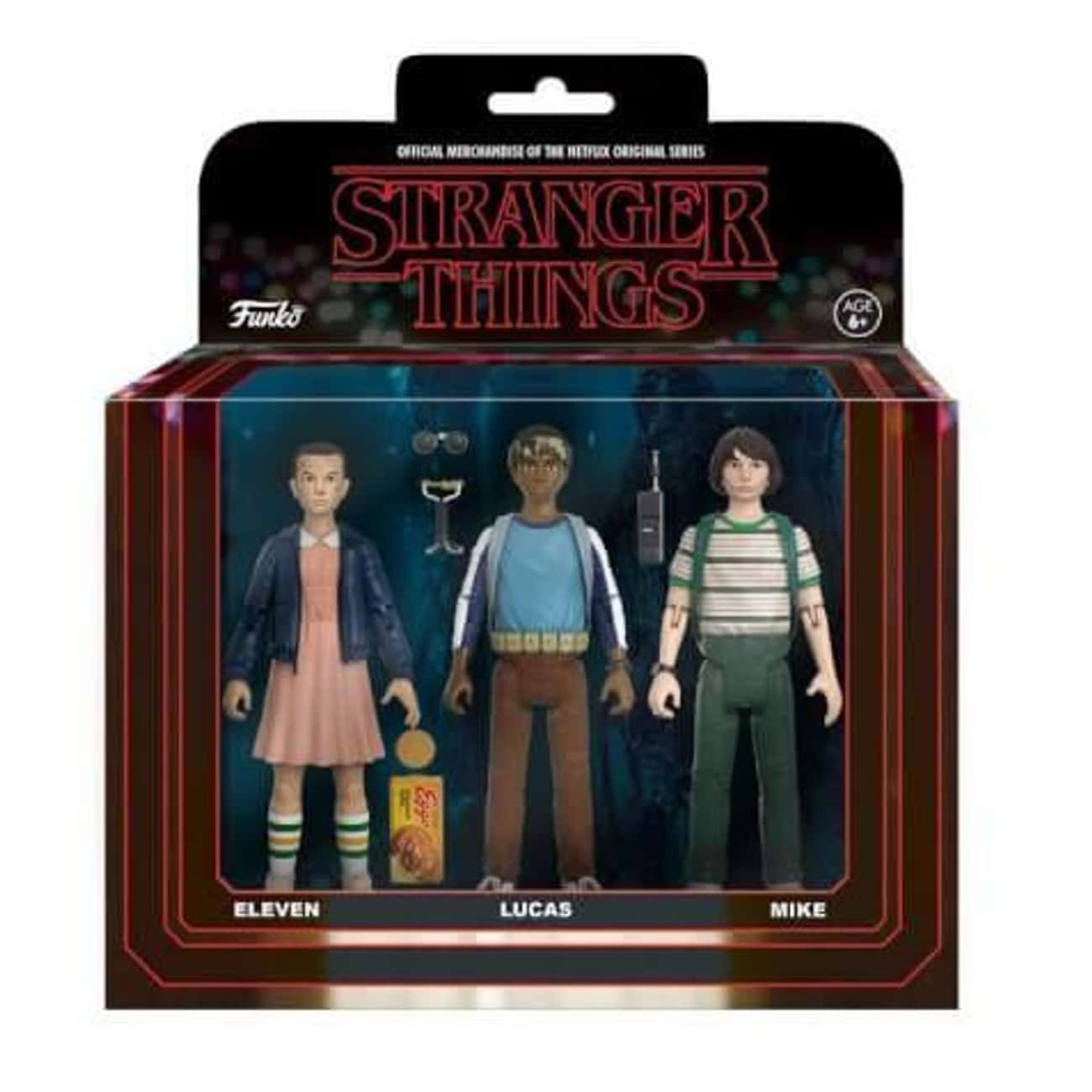 Stranger Things Action Figures is listed (or ranked) 4 on the list The Absolute Best Stranger Things Merch You Can Rep To Let Everyone Now How Awesome You Are