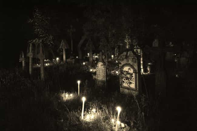 Choose A Graveyard Where You K... is listed (or ranked) 3 on the list How To Conduct A Proper Seance In A Graveyard