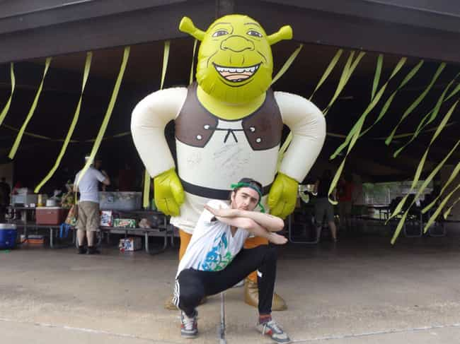It All Began As A Hoax ... is listed (or ranked) 1 on the list There's A Festival For Shrek Superfans And It's Just As Wild As You'd Imagine