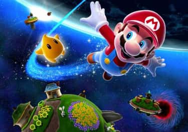 Mario Can Breathe In Space, Bu is listed (or ranked) 2 on the list Hilarious Examples Of Super Mario Logic That Makes No Sense